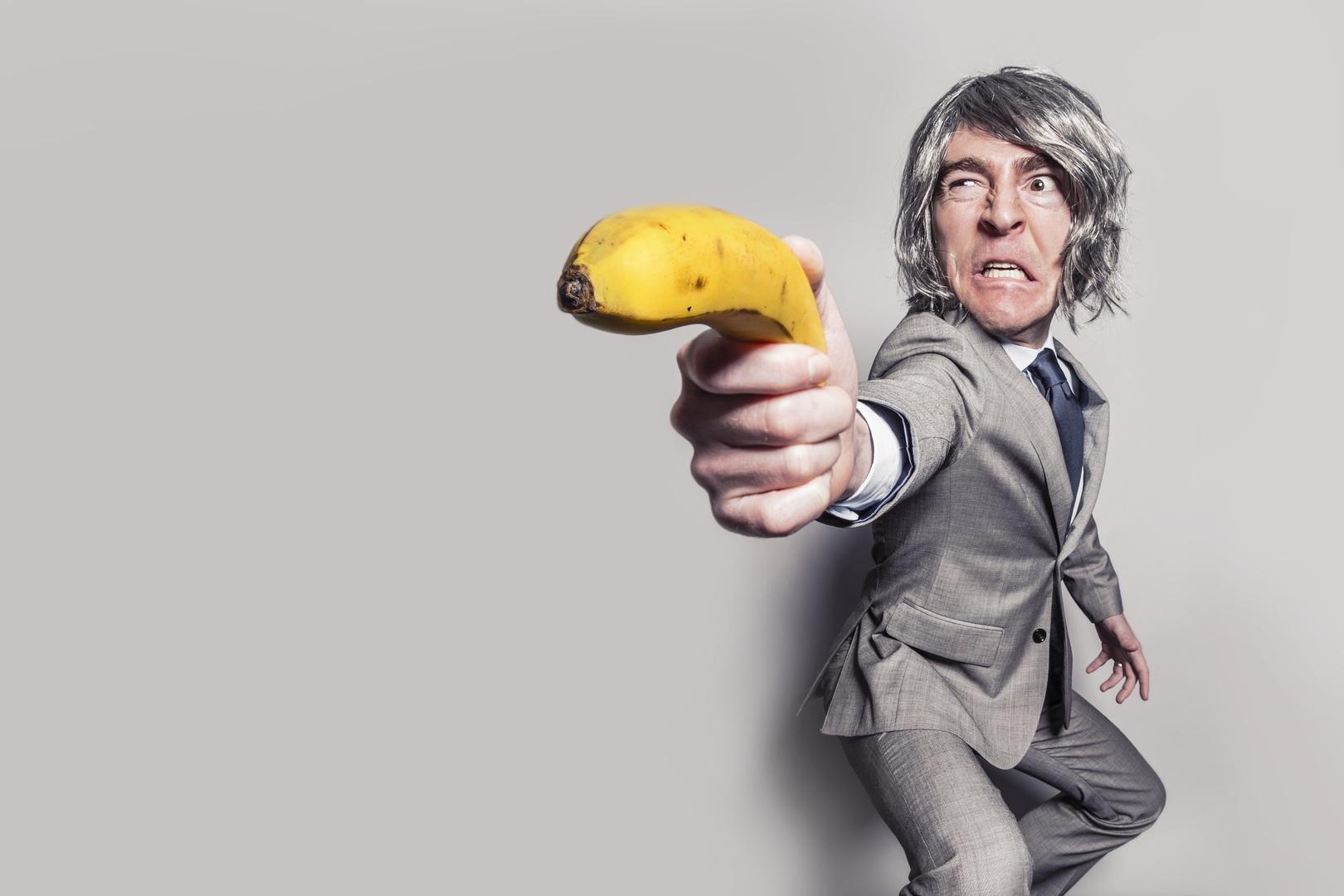 Gun Bananas